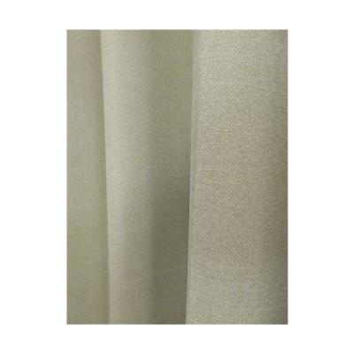 省エネ 断熱 一級遮光 ウォッシャブルカーテン (6) (M135 LG, 幅150cmX丈178cm 2枚入り)