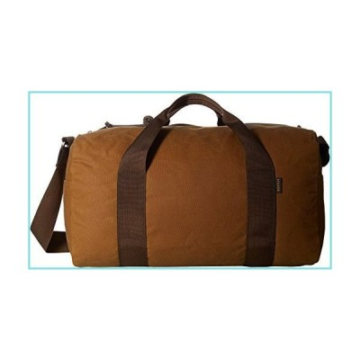 Filson Field Duffel - Small Dark Tan/Brown One Size【並行輸入品】