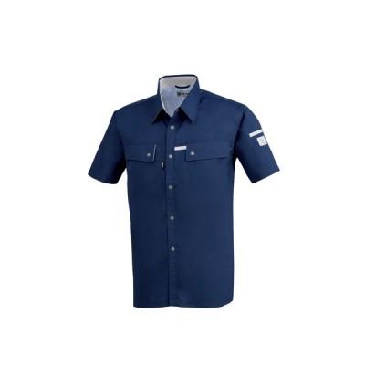 XEBEC1552 ジーベック ワークウェア 半袖シャツ SS〜6L