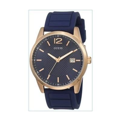 Guess Perry Blue Dial Analog Men's Watch -W0991G4並行輸入品