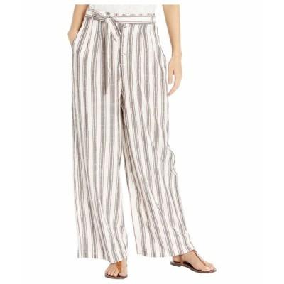 ボルコム カジュアルパンツ ボトムス レディース Have Another Pants Stripe