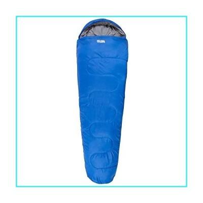 (300GSM, Royal Blue) - Highlander Sleepline 300 Mummy Sleeping Bag