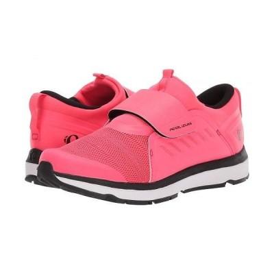 Pearl Izumi パールイズミ レディース 女性用 シューズ 靴 スニーカー 運動靴 Vesta Studio Cycling Shoe - Black/Atomic Red