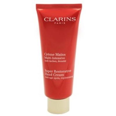 クラランス CLARINS スープラ ハンドクリーム 100ml 化粧品 コスメ SUPER RESTORATIVE HAND CREAM