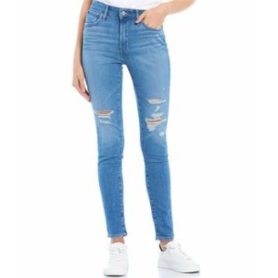 リーバイス レディース デニムパンツ ボトムス Levi'sR 721 High-Rise Skinny Jeans Tribeca Knockout