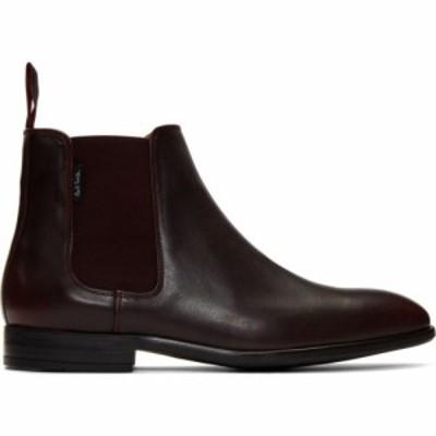 ポールスミス PS by Paul Smith メンズ ブーツ チェルシーブーツ シューズ・靴 burdundy gerald chelsea boots Burgundy
