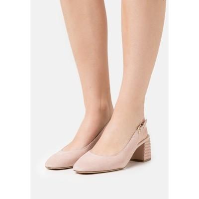 タマリス ヒール レディース シューズ Classic heels - powder