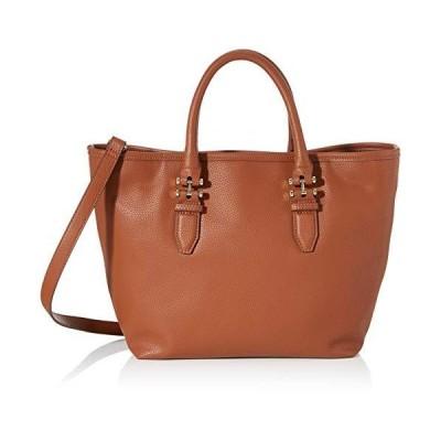 Esprit Accessoires Women's Wb_nina Citybag Handbag, 12 x 27 x 28 cm Brown Size: UK One Size 並行輸入品