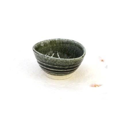 紺染変形小鉢 【美濃焼】