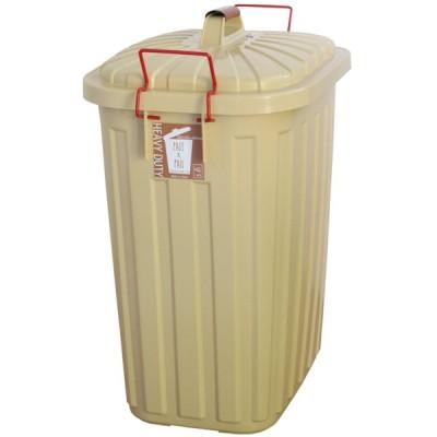 スパイス ふた付きゴミ箱 60L エクリュベージュ IWLY4010EB (SPICE OF LIFE) PALE × PAIL ペール × ペール [送料無料] *他商品との同梱不可