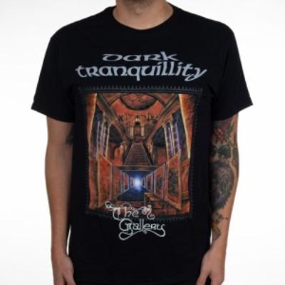 ダーク トランキュリティ Dark Tranquillity メンズ Tシャツ トップス The Gallery Black