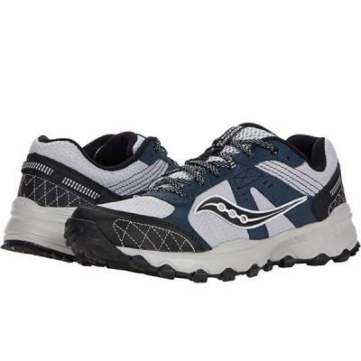 サッカニー Grid Raptor TR 2 メンズ スニーカー 靴 シューズ Grey/Blue