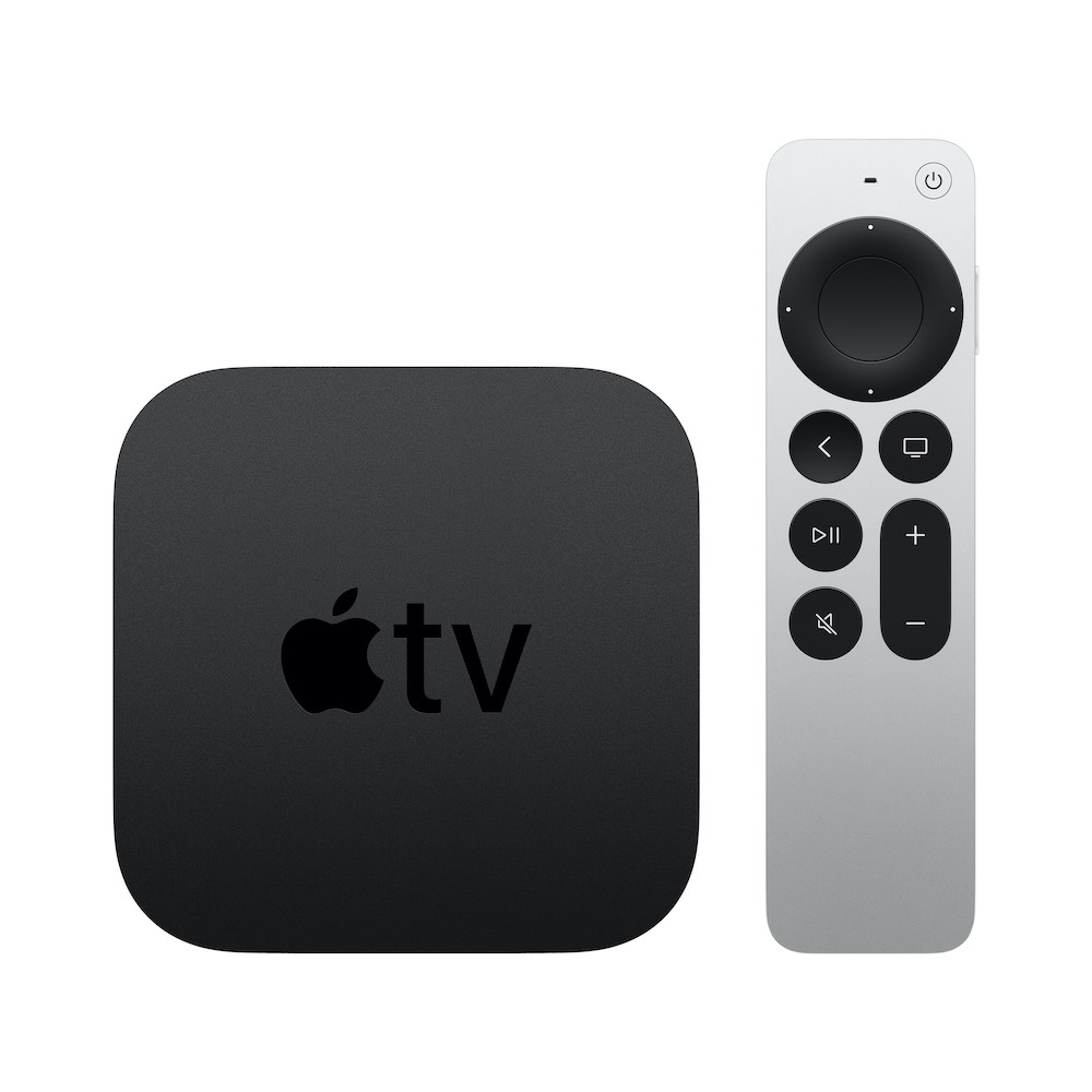 Apple TV 4K  多媒體轉接盒 2021版 MXGY2TA/A A2169