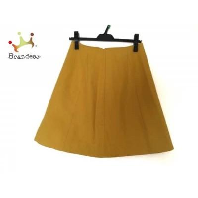 マルティニーク martinique スカート サイズ1 S レディース オレンジ       スペシャル特価 20200110
