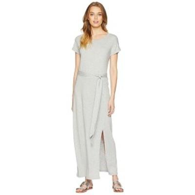 サンクチュアリー レディース ワンピース トップス Isle T-Shirt Maxi Dress Heather Grey