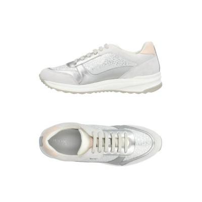 ジェオックス Geox レディース スニーカー シューズ 靴 ライトグレー