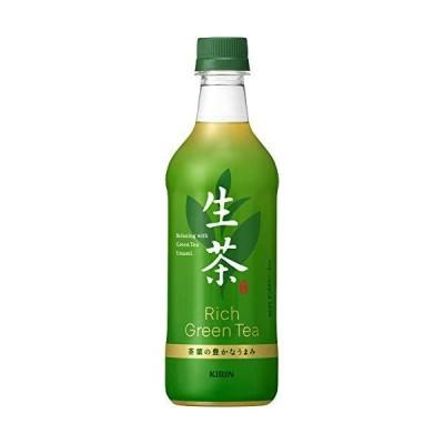 キリン 生茶 お茶 525mlPET ×24本