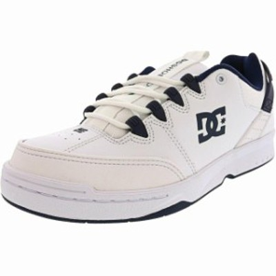 DC ディーシー スポーツ用品 シューズ Dc Mens Syntax Ankle-High Leather Skateboarding Shoe