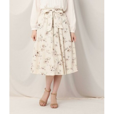 Couture Brooch/クチュールブローチ ポピーフレアスカート ベージュ(352) 40(L)