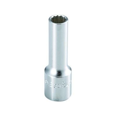 ディープソケット(12角) 8mm TONE 3D08L-8100