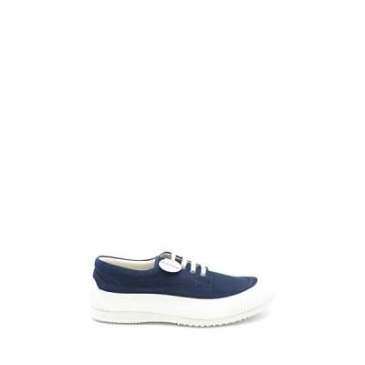 [HOGAN] メンズ Mcbi36614 ブルー ファブリック 運動靴 並行輸入品