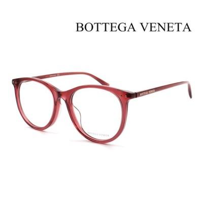 BOTTEGA VENETA メガネ ボッテガヴェネタ 男女兼用 好印象  伊達メガネ  高級感 上品 お洒落 BV0215OA 004 [並行輸入品] UVカット透明レンズ装着可能