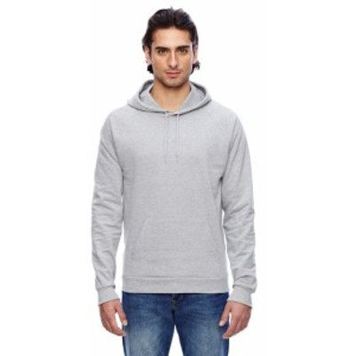 American  ファッション 衣類 American Apparel Unisex California Fleece Pullover Hoodie 5495 XS-2XL