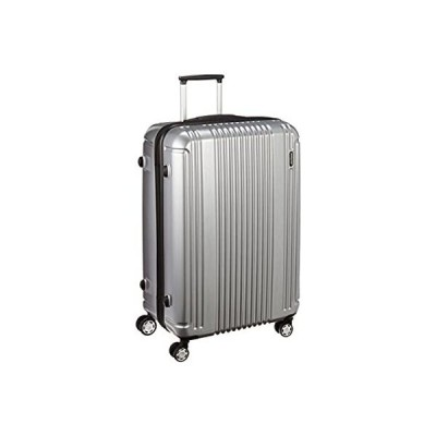[バーマス] スーツケース ジッパー プレステージ2 双輪 4輪 60254 83L 74 cm 3.9kg シルバー