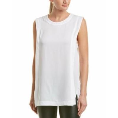 BCBGMAXAZRIA BCBG マックスアズリア ファッション 衣類 Bcbgmaxazria Sleeveless Top M White