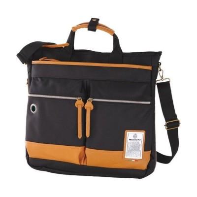【のし・包装不可】内祝い お返し  トートバッグ メンズ バッグ かばん カバン ビアンキ 3ウェイトート ブラック NBTC-36BK (10)