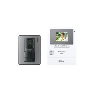 パナソニック テレビドアホン モニター親機 カメラ玄関子機 VL-SZ25K