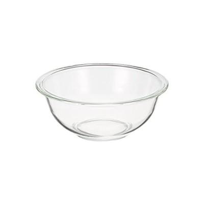 iwaki(イワキ) 耐熱ガラス ボウル 丸型 外径25cm 2.5L KBC325