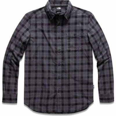 ザ ノースフェイス The North Face メンズ シャツ トップス Hayden Pass 2.0 LS Shirt TNF Black Mountain Plaid