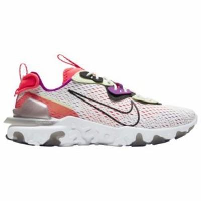(取寄)ナイキ メンズ シューズ リアクト ビジョン Nike Men's Shoes React VisionSummit White Black Barely Volt