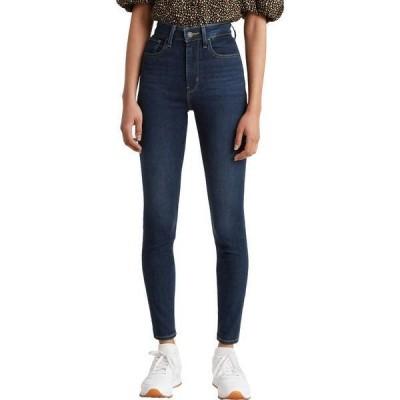 リーバイス レディース カジュアルパンツ ボトムス Levi's Women's Premium 721 High Rise Skinny Jeans