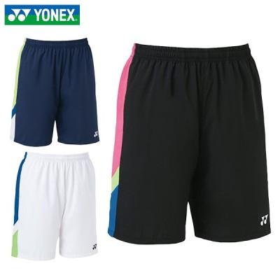 ヨネックス ウェア メンズ レディース ユニハーフパンツ テニス バドミントン YONEX 15092 取寄