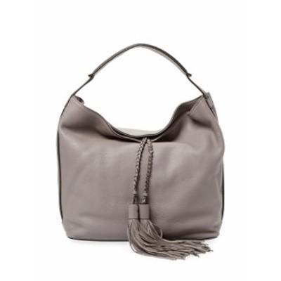レベッカミンコフ レディース ショルダーバッグ Isobel Leather Hobo
