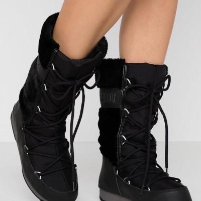 レディース 靴 シューズ MONACO WP - Winter boots - black