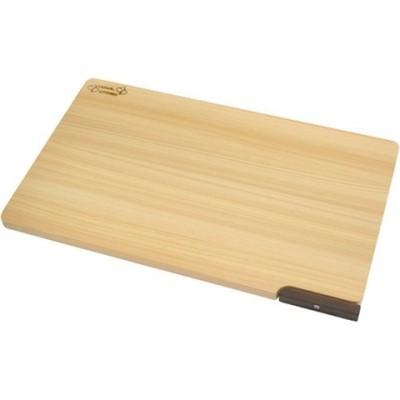 食器洗い乾燥機対応 ひのきまな板 スタンド付き 39cm (1枚入)