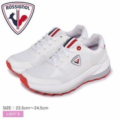 ロシニョール スニーカー レディース W RSC ホワイト 白 ROSSIGNOL RNIWR10 靴 シューズ ローカット スポーツ ブランド ウォーキング 普