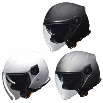 LEAD(リード工業) FLX インナーシールドジェットヘルメット
