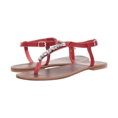 Badgley Mischka バッジリーミシュカ レディース 女性用 シューズ 靴 サンダル Lucia - Chili Red Vachetta