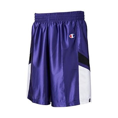 [チャンピオン] ゲームパンツ バスケットボール CBR2265 メンズ パープル XL