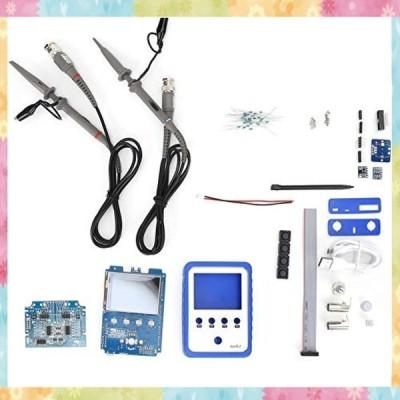 0〜200 KHz/チャネル デジタル オシロスコープ キット DIYキット/プローブキット 5mV / DIV-20V / DIV ミニポータブル 電