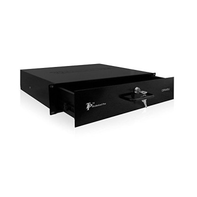 [新品]Technical Pro DRW-2U 2U Rack Mountable Drawer (Black) by Technical Pro
