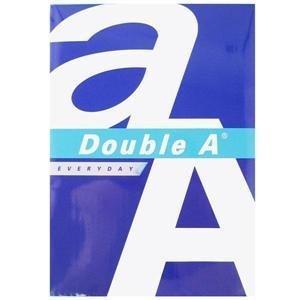 Double A 80磅 多功能影印紙 A4 1包500張 1箱5包入