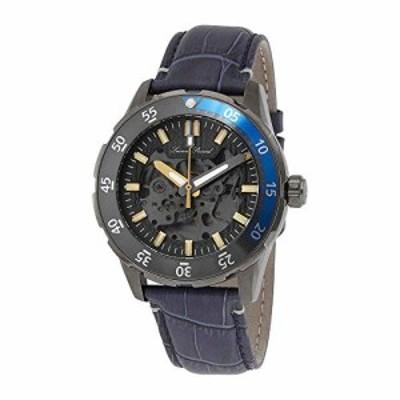 腕時計 ルシアンピカール メンズ Lucien Piccard Automatic Black Dial Men's Watch 1300A5