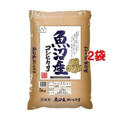 令和2年産 魚沼産コシヒカリ たわら ( 5kg*2袋セット/10kg )