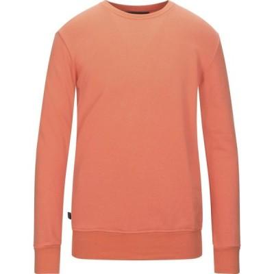 メッサジェリエ MESSAGERIE メンズ スウェット・トレーナー トップス Sweatshirt Orange