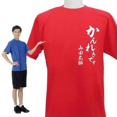 メール便 送料無料 還暦祝い 名入れ 還暦 Tシャツ デザイン8 長寿 誕生日 ネーム入れ 男女兼用 名入れ無料 5.6オンス 寿 赤い ちゃんちゃんこ 敬老の日 krd bd